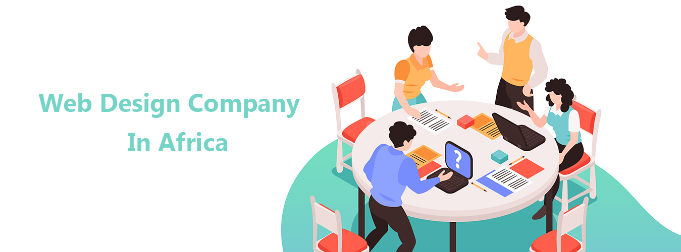 Web Design Company In Africa